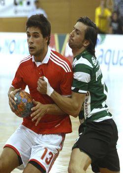 Sporting CP : SL Benfica - Andebol 1 - 2ª jornada - 1ª Fase