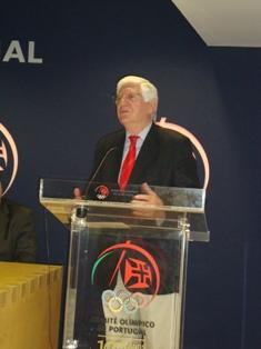 """Lançamento """"Legislação do Desporto"""" - 18.05.10, sede do COP"""