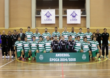Foto Sporting CP - 2014-15 (ao baixo)