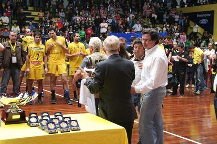 Entrega de Prémios Final Taça Portugal 2007/08 - FC Porto : ABC Braga Andebol Sad 2