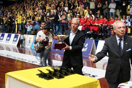 Entrega de Prémios Final Taça Portugal 2007/08 - FC Porto : ABC Braga Andebol Sad 5