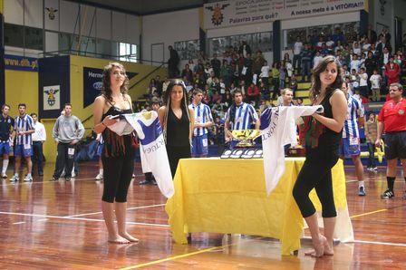Entrega de Prémios Final Taça Portugal 2007/08 - FC Porto : ABC Braga Andebol Sad