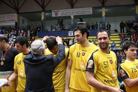 Entrega de Prémios Final Taça Portugal 2007/08 - FC Porto : ABC Braga Andebol Sad 13