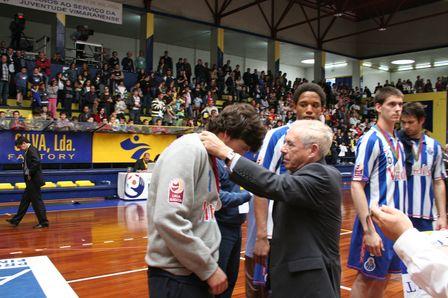 Entrega de Prémios Final Taça Portugal 2007/08 - FC Porto : ABC Braga Andebol Sad 4