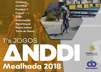 Foto - 1ºs Jogos ANDDI Portugal - Mealhada 2018