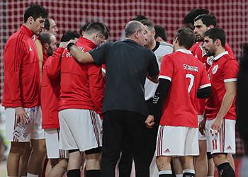 Campeonato Andebol 1 - Madeira SAD x SL Benfica - Antevisão