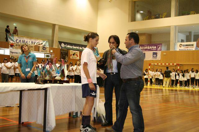 Fase Final Infantis Femininos, 7 a 10.06.2008 - Entrega de Prémios 25