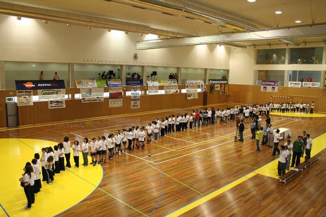 Fase Final Infantis Femininos, 7 a 10.06.2008 - Entrega de Prémios 33