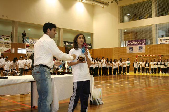Fase Final Infantis Femininos, 7 a 10.06.2008 - Entrega de Prémios 24