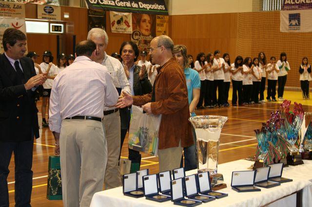 Fase Final Infantis Femininos, 7 a 10.06.2008 - Entrega de Prémios 14