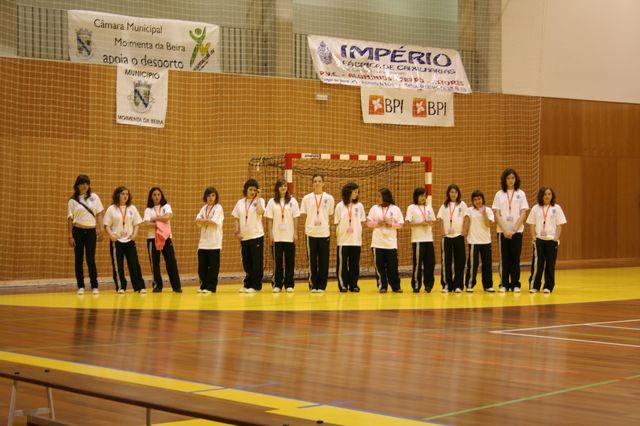 Fase Final Infantis Femininos, 7 a 10.06.2008 - Entrega de Prémios 7