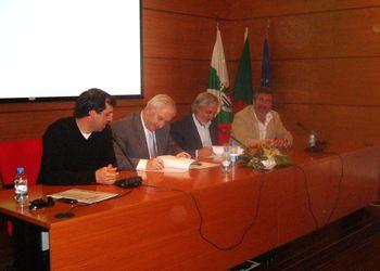Assinatura Protocolo Foz Côa