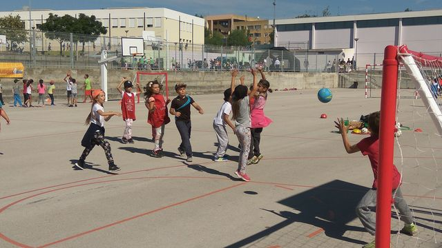 Andebol 4 Kids - Setúbal - 06.10.16