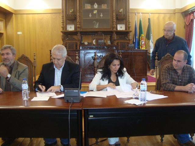 Assinatura Protocolo 1