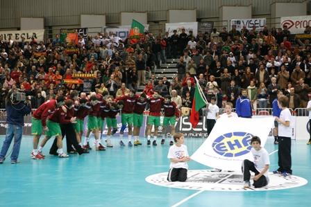 Portugal : Letónia - Qualificação Campeonato Europa Áustria 2010