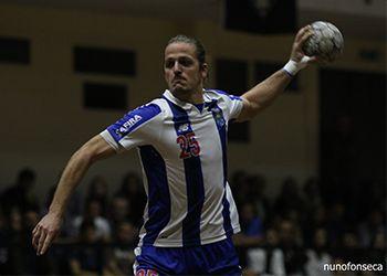 António Areia - FC Porto - Campeonato Andebol 1