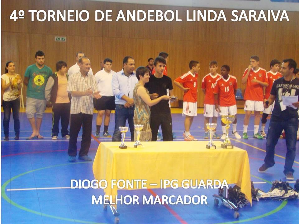 Torneio de Andebol Linda Saraiva - 2013