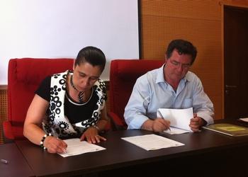 Assinatura Protocolo em Bragança