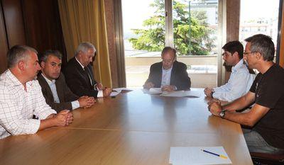 Assinatura de Protocolo de Parceria entre Federação e CM Santo Tirso