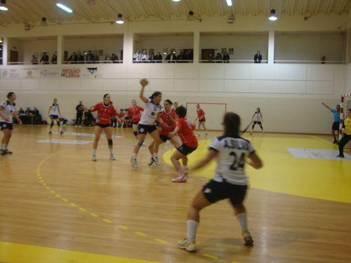 Portugal : CB Porriño - Torneio Internacional de Leiria