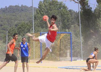 Europeu Andebol Praia Sub19 - Portugal : Geórgia