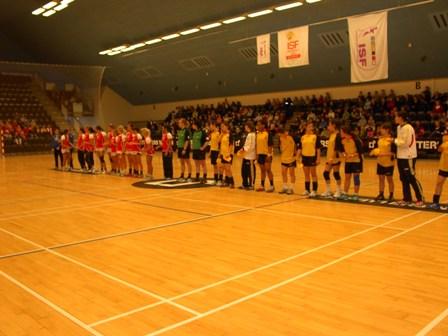 Campeonato Internacional da Federação de Escolas (ISF) - Colégio de Gaia