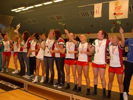 Campeonato Internacional da Federação de Escolas (ISF) - Dinamarca (vencedora)
