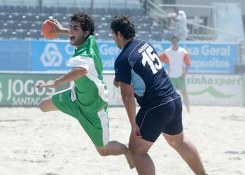 Andebol de Praia - Desporto Escolar em Matosinhos