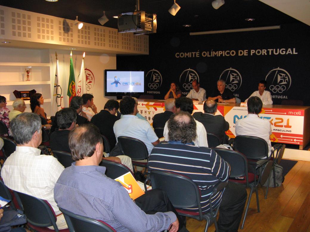Assinatura Protocolos Clubes Centro Formação