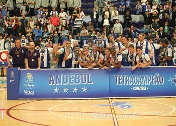 FCPorto - campeão 2011-2012