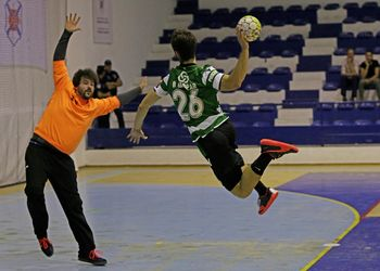 CF Belenenses : Sporting CP - Campeonato Andebol 1 - foto: Ricardo Rosado