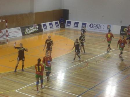 Torneio 4 Nações - Portugal A : Alemanha