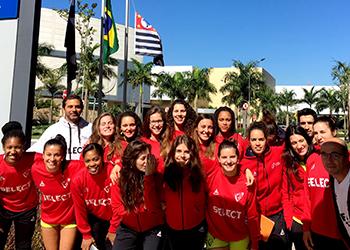 Seleção Nacional A Feminina - Torneio 4 Nações