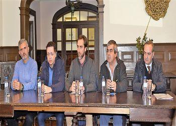 Apresentação do Torneio de Seleções Regionais de Iniciados Masculinos em Celorico de Basto