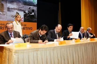 AA Braga - Assinatura Contrato-Programa