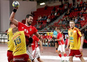SL Benfica - Cocks - EHF Cup - Foto: Ricardo Rosado