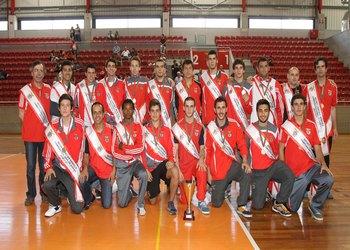 SL Benfica - Foto Formal Campeão Nacional Juvenis 2012-2013