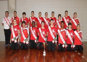 SL Benfica - Campeão Nacional Iniciados  2012-2013