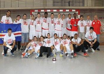 SL Benfica - Campeão Nacional Seniores  2012-2013