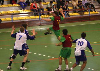 Taça Latina - França : Portugal (masculinos)
