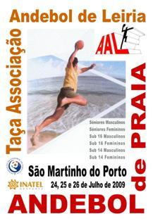 Cartaz Taça AA Leiria