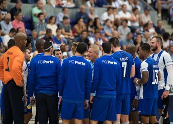 FC Porto - Andebol 1 - foto: Pedro Alves