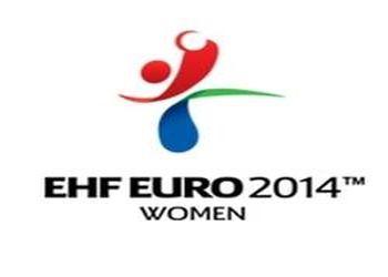 Logo Euro 2014 Seniores Femininos