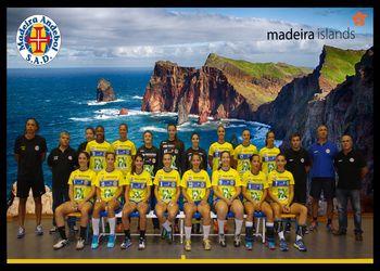 Madeira Andebol Sad - Campeonato 1ª Divisão Feminina 2016-2017