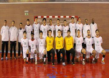 Selecção Nacional Sub20 Masculinos 2015-2016
