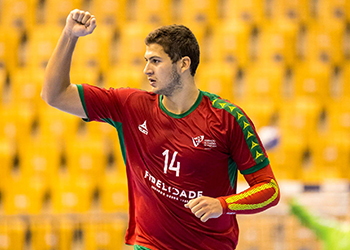 Portugal : França - Europeu Sub20 Masculinos - foto: EHF