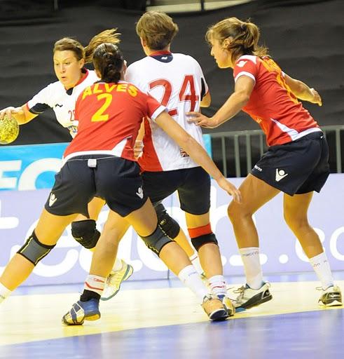 Grã-Bretanha : Portugal - Torneio 4 Nações Seniores Femininos