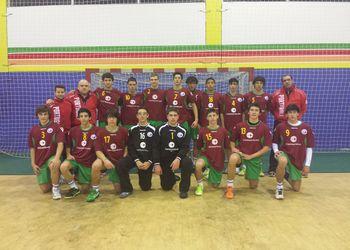 Selecção Nacional Juniores C masculinos 2013-14