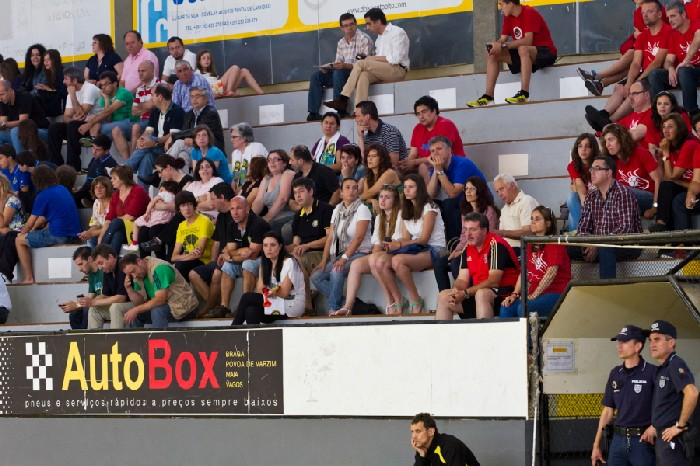 Fase Final Campeonato Nacional Iniciados Masculinos 2012-13