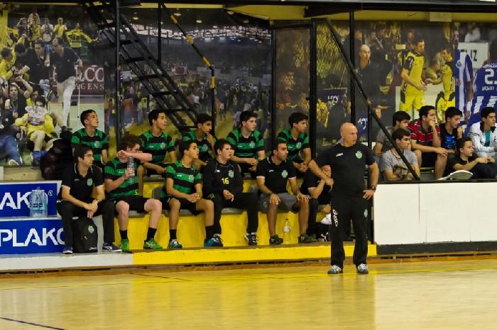 Sporting CP : ABC - Fase Final Campeonato Nacional Iniciados Masculinos 2012-13